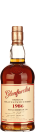 Glenfarclas Vintage 1986 Refill Sherry Butts 70cl