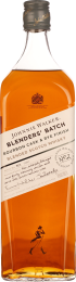 Johnnie Walker Bourbon & Rye Finish Blenders Batch 1ltr