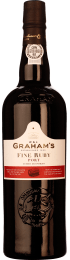 Graham's Port Fine Ruby 75cl