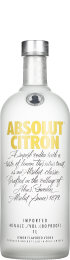 Absolut Citron 1ltr
