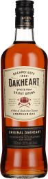 Bacardi Oakheart Spiced Rum 70cl