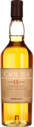 Caol Ila 15 years Unpeated Special Release 1998-2014 70cl