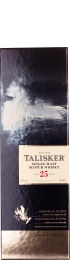 Talisker 25 years Single Malt 2015 70cl