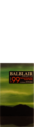 Balblair Vintage 1999 2nd Release Single Malt 70cl