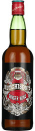 Hutchison's Ginger Wine 70cl
