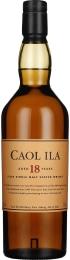 Caol Ila 18 years Single Malt 70cl