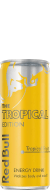Red Bull Tropical bl...