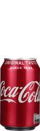 Coca-Cola blik Deens...