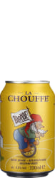 La Chouffe blik
