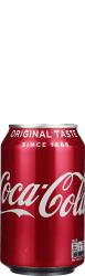 Coca-Cola blik Deense