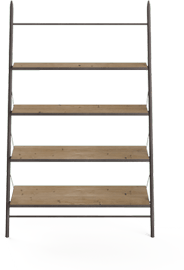 Lang wide wall shelf