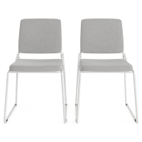 Glasser Set of 2 Dining Chairs