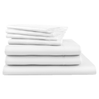 Brosa Bed Sheets with Quilt Cover Set