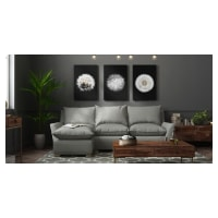 The Dandelion Triptych Set of 3