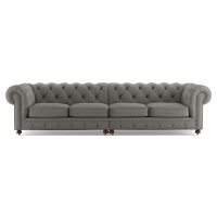 Camden Chesterfield 4.5 Seater Sectional Sofa