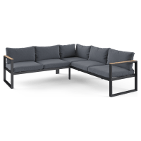 Malibu Outdoor 5 Seater Modular Sofa