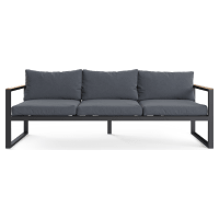 Malibu Outdoor 3 Seater Sofa