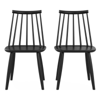 London Set of 2 Dining Chairs