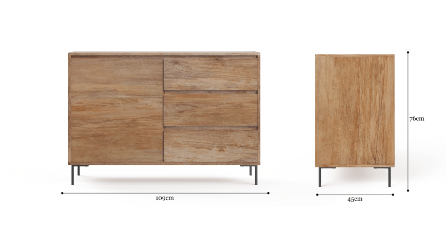 Martin Small Sideboard
