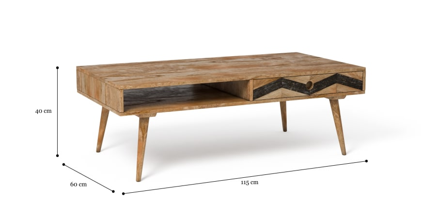 Potter Coffee Table
