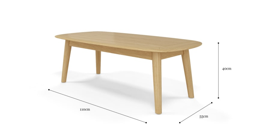 Kaneko Coffee Table
