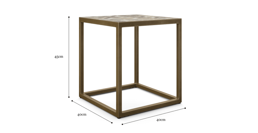 Penn Outdoor Side Table