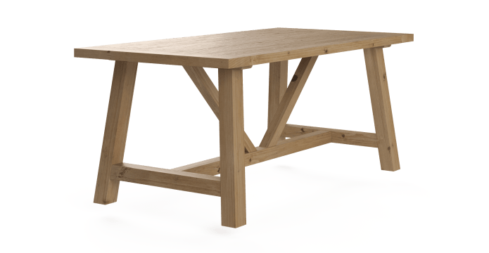 Chelsea Trestle Dining Table