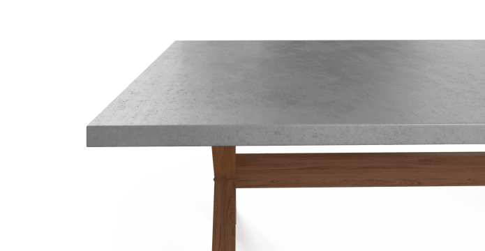 Pampero Concrete Dining Table 220cm