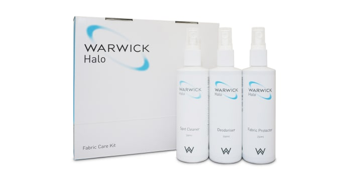 Halo Fabric Cleaner Kit by Warwick