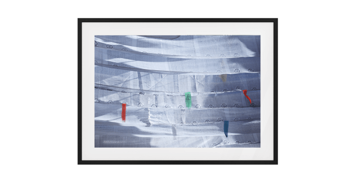 The Flags Print