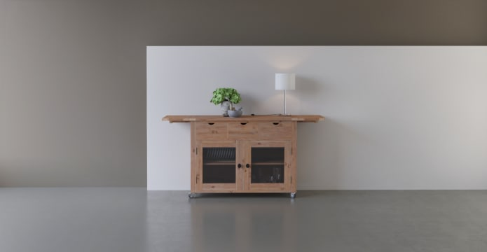 Henderson Kitchen Bench