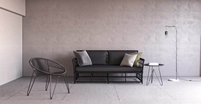 Naxos Outdoor 2 Seater