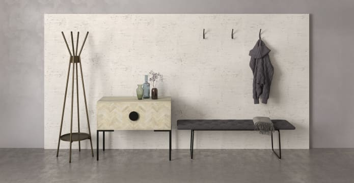 Hertz 2 Door Console Table
