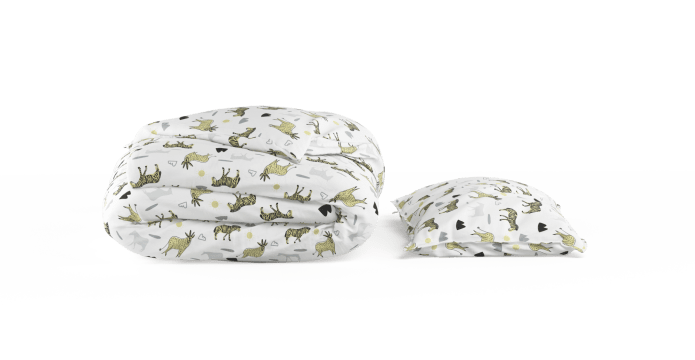 Savanna Kids Duvet Cover Set
