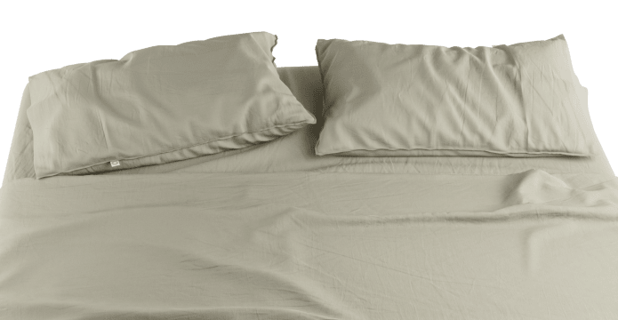 Pima Cotton Pumice Standard Sheet Set