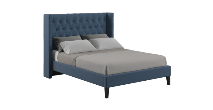 Stella Double Slim Bed Frame