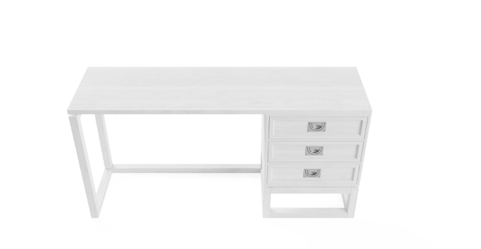 Monterey Hamptons Style Desk with Drawers