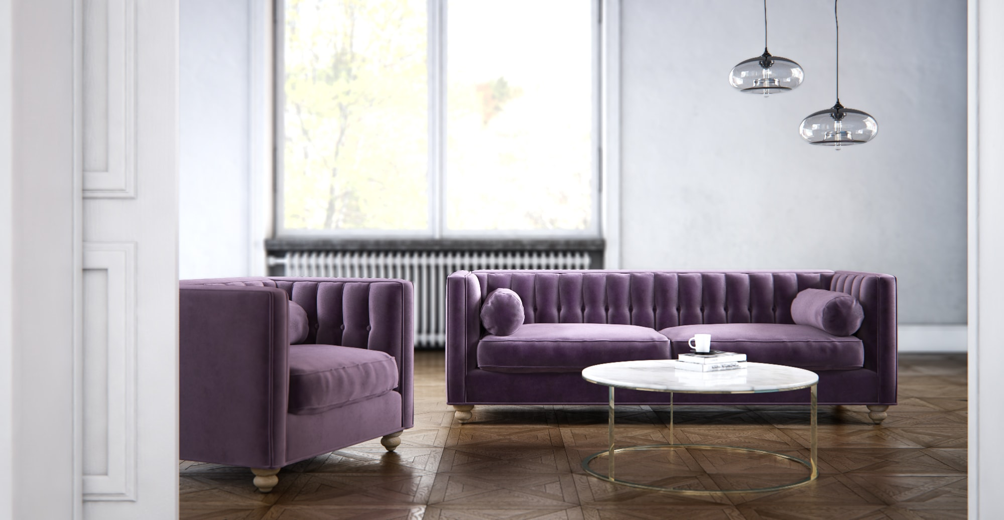 Main differences while contemporary furniture