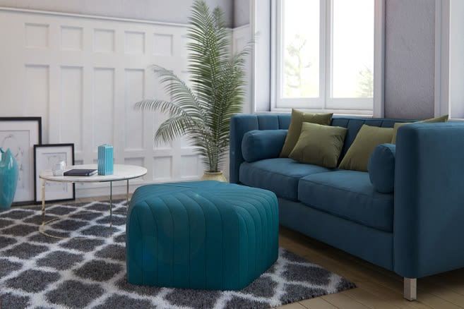 Decorate-a-sofa-with-pillows