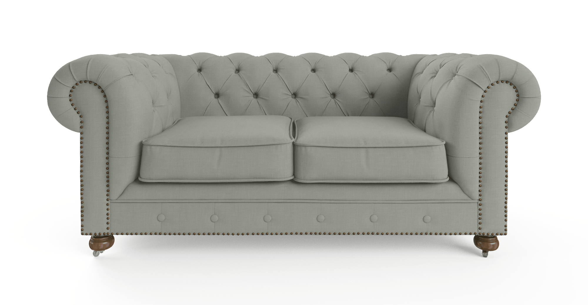 Buy Camden Chesterfield 3 Seater Sofa Online in Australia | BROSA