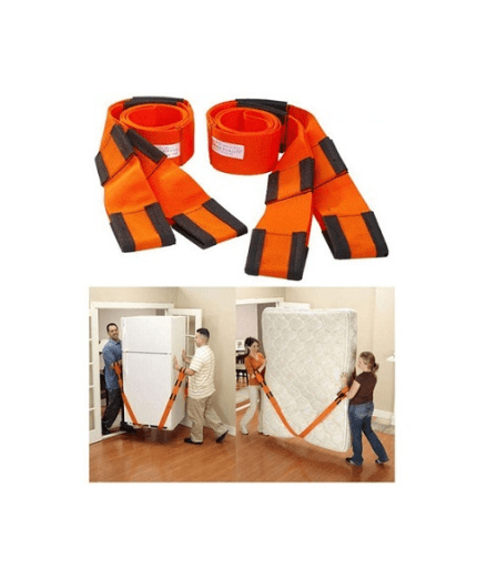 Forklift Forearm Lifting & Moving Straps!
