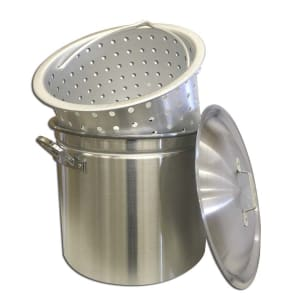 60 qt. Crawfish Boiling Pot | Aluminum