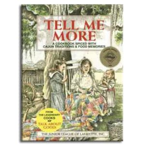 Cookbook | Tell Me More
