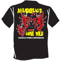 Mudbugs Gone Wild T-shirt - S