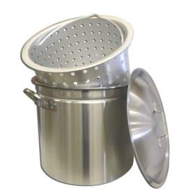 60 qt. Crawfish Boiling Pot | Aluminum