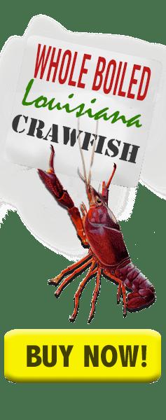 WHOLE COOKED CRAWFISH