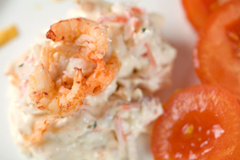 Cajun Crawfish Salad