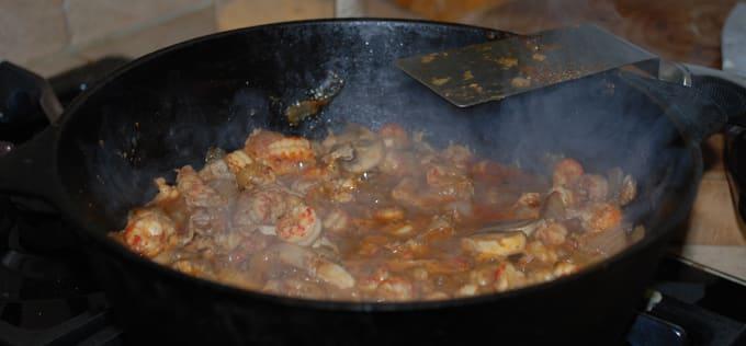 easy crawfish recipe