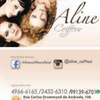 Aline Coiffeur SALÃO DE BELEZA