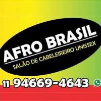 Afro Brasil salão de cabeleireiro unisssex SALÃO DE BELEZA